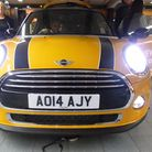 The all-new MINI Hatchback is the star as it is launched at Listers MINI King's Lynn.