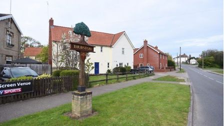 Plans for a 210-home estate in Thruston is set to be approved at a meeting on Wednesday. Picture: GREGG BROWN