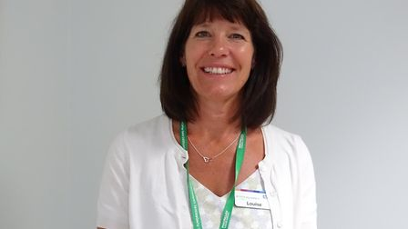 Louise Smith is a Macmillan Cancer Information and Support Centre Manager at Ipswich Hospital. Picture: MACMILLAN