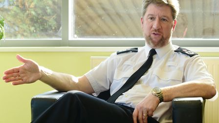 Chief Constable Simon Bailey said that one in four crimes dealt with by Norfolk Constabulary relates to domestic or sexual...
