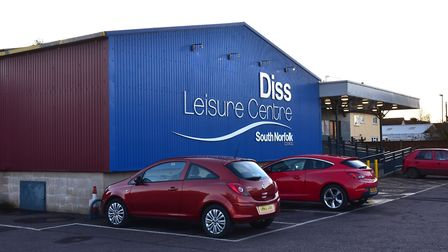Diss Leisure Centre has finally reopened after being closed for almost six months amid the coronavirus pandemic. Picture...