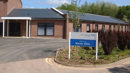Northside House, formerly the Norvic Clinic, in Norwich, run by Norfolk and Suffolk NHS Foundation Trust (NSFT). Photo: NSFT