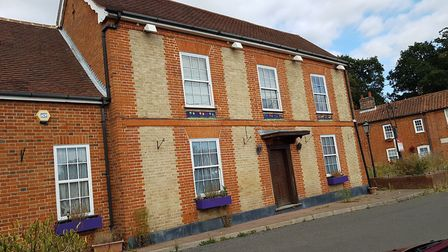 The Admiral's Head pub in Little Bealings closed in 2012, with owners seeking permission to convert it into a home...