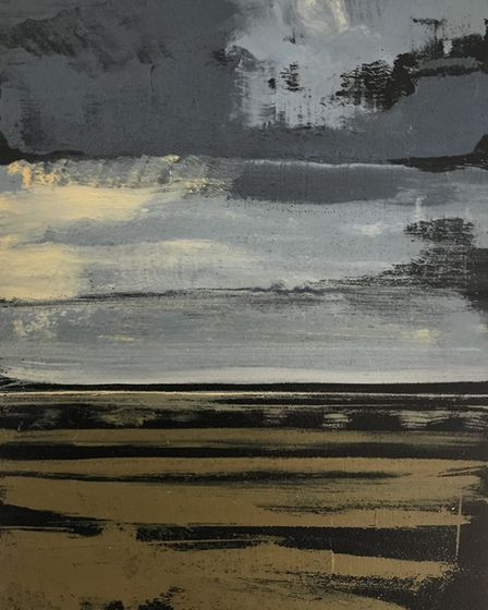 County Mayo II by Hannah Mooney will be on show at the Sir John Hurt Art Prize exhibition