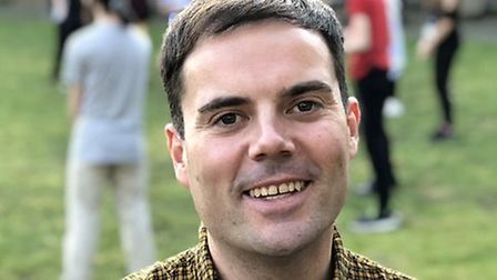 Paul Webb, Head of Youth Work for MAP. Picture: MAP