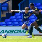 Teddy Bishop scored and impressed against Wigan Picture: STEVE WALLER