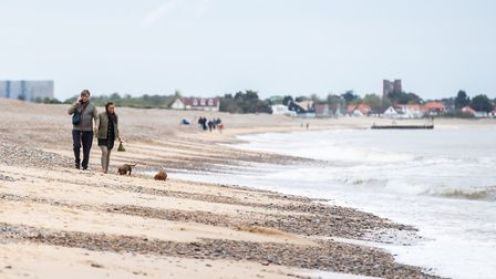 Consultation is taking place over proposals to renew the seasonal dog beach ban at Aldeburgh Picture
