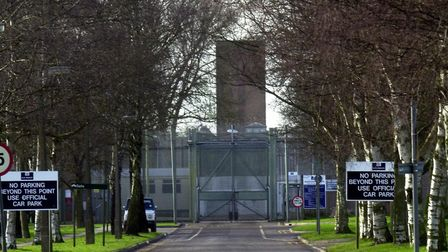 Highpoint prison in Stradishall, Suffolk Picture: MICHAEL HALL
