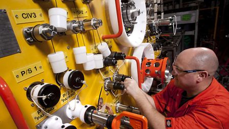 Proserv's subsea controls experts will manufacture the control modules for their Gulf of Mexico cont