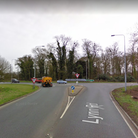 Police made an arrest after a man was found with a wooden baton and £30,000 in cash on the A134 Lynn Road in Stradsett, near Downham Market