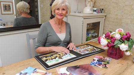 Gaye Youngman works with the chaRity Africa With Love and has donated money to the charity to build