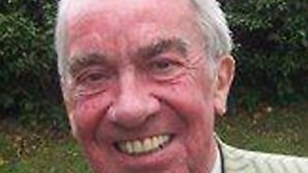 Colin Borg the former marketing manager of the North Norfolk Railway who has died