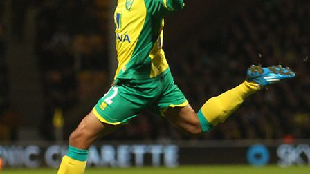 Norwich City midfielder Jacob Murphy aims to impress on loan at League Two Southend. Picture by Paul