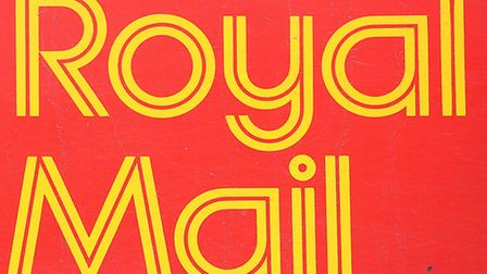 File photo dated 04/04/13 of a Royal Mail sign. Royal Mail is consulting on plans to cut 1,600 jobs
