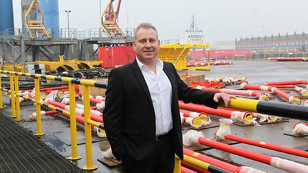 CLS Offshore MD Scott McMillan