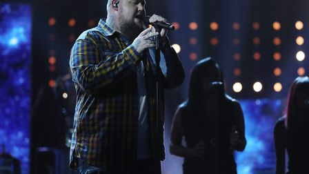 Rag'n'Bone Man will be performing in Thetford Forest next summer Picture: PA IMAGES