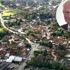 District councillor Tony Goldson (inset) says a new supermarket for Halesworth would be 'a godsend'