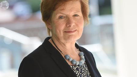 Suffolk County Council cabinet member for education, Mary Evans, urged parents to take part in the p