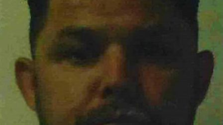 Lawrence Rooney has absconded from Hollesley Bay prison Picture: SUPPLIED BY SUFFOLK CONSTABULARY