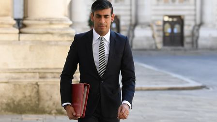 Rishi Sunak has announced plans to pay two-thirds of the wages of pub and restaurant staff if they are forced to close...