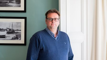 Nick Attfield, director of properties at Adnams, said he is hopeful pubs will be enjoyable while remaining safe Picture...
