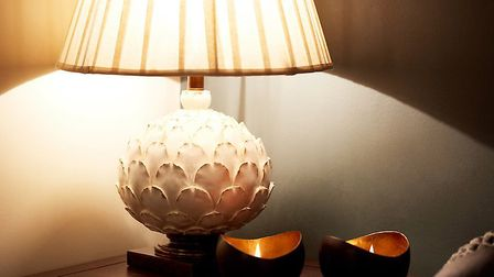 Lighting makes an enormous difference to a room's ambiance. Low-level lighting helps create a cosy g