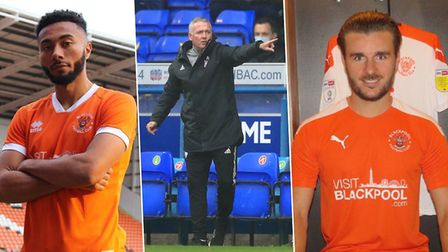 Ipswich Town boss Paul Lambert takes his side to Blackpool today, where they will likely be reunited