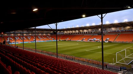 Bloomfield Road, the home of Blackpool, where Ipswich Town will be in action this weekend. Picture: