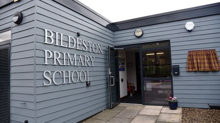 Bildeston Primary School has been refurbished after problems with energy efficiency Picture: CHARLOT