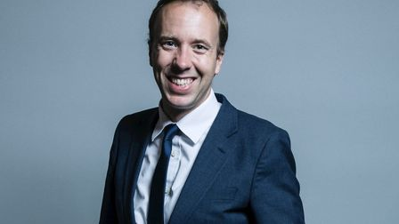 Matt Hancock, Conservative MP for West Suffolk and health secretary, is accused of breaching the 10p