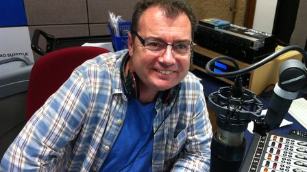 Stephen Foster is leaving BBC Radio Suffolk next year Picture: CONTRIBUTED