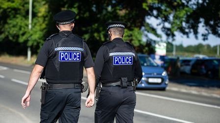 The Government has issued extra funding for Suffolk police to up patrols to enforce coronavirus restrictions. Picture...