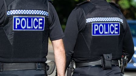 Former Suffolk police officer Daniel Jackson would have been sacked if he hadn't resigned. Stock Pic