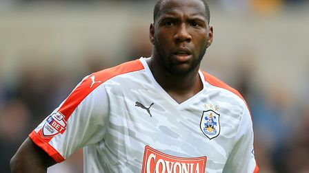 Ishmael Miller, pictured during his time at Huddersfield Town. Photo: PA