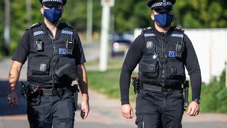 Police officers visited the venue after concerns were raised. Stock picture. Picture: SARAH LUCY BRO