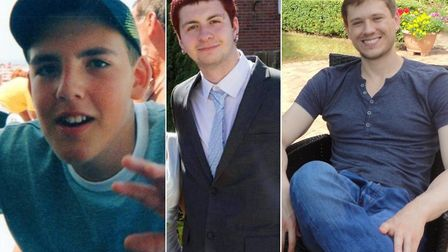 Matthew Leahy, Glenn Holmes and Richard Wade, who all died in the care of the former North Essex Par