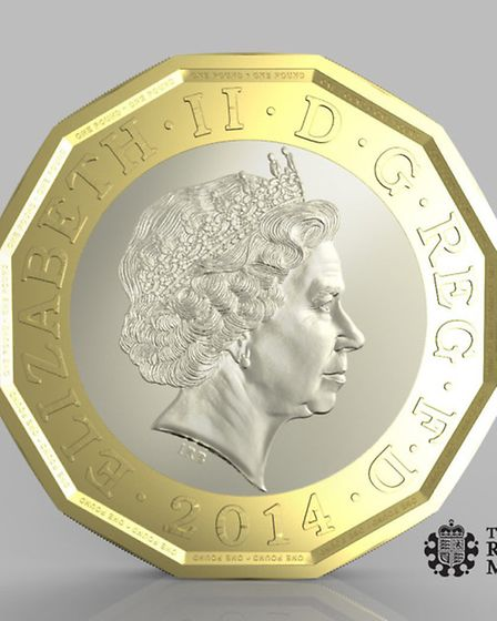 The new pound coin
