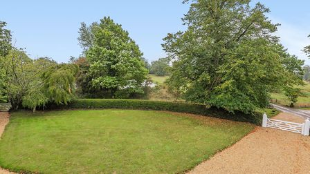 Rise Hall in Akenham near Ipswich is available to rent for ?2,700 per month. Picture: Savills