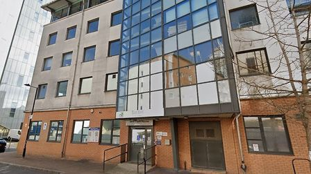 Jack Dash House on Isle of Dogs... one of three day care centres facing closure. Picture: Google