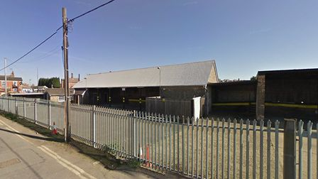 A former dairy depot in Stowmarket is set to be demolished to make way for a new office block. Pictu