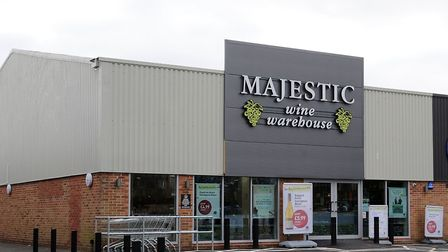 The Majestic store in Sudbury. Picture: ARCHANT LIBRARY