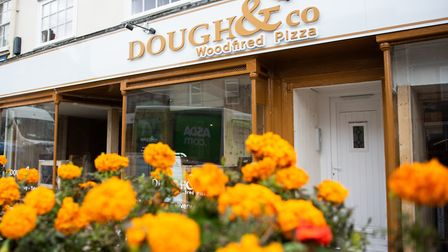A wood-fired pizza restaurant, called Dough & Co, has opened its doors in Halstead. Picture: SARAH LUCY BROWN