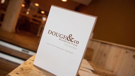 Dough & Co, a woodfired pizza restaurant is opening in Halstead. Picture: SARAH LUCY BROWN