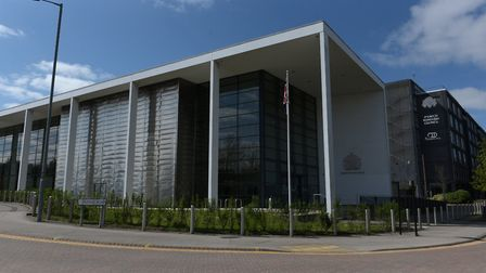 Ipswich Crown Court Picture: SARAH LUCY BROWN