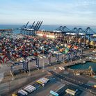 The Port of Felixstowe could bid for cash from a £200m government pot to help with the Brexit transi