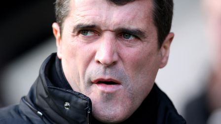 Former Ipswich Town boss Roy Keane has been linked with the top job at League Two Salford City Pictu