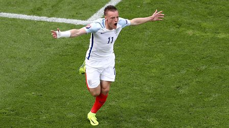 Jamie Vardy is one of several Premier League stars who climbed their way up the English football pyr
