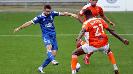 Karl Fuller thought Gwion Edwards' second goal at Blackpool was the best of the bunch in the 4-1 win