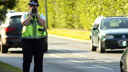 The driver was caught speeding at 90mph on the A14 by Risby (stock image). Picture: TUDOR MORGAN-OWEN