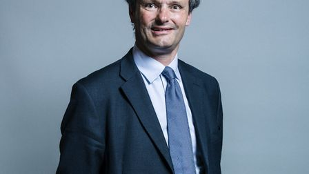 Peter Aldous, Conservative MP for Waveney. Picture: House of Commons